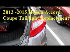 2012 Honda Accord Light Removal Tutorial 2013 2014 2015 Honda Accord Coupe Light