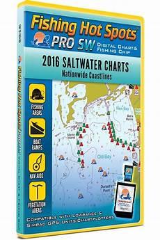 Today S Fishing Chart Fishing Spots E186 Pro Sw Digital Chart Tackledirect