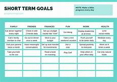 Short Term Goal And Long Term Goal For It Professional How To Use Short Term And Long Term Goals To Achieve More