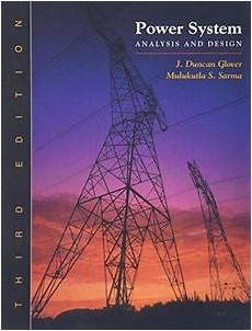 Power System Analysis And Design Solution Manual Avaxhome