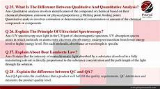 Quality Assurance Interview Questions And Answers Common Job Interview Questions With Answers Asked In