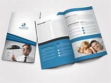4 Pages Brochure 4 Pages Business Bi Fold Brochure Brochure Templates