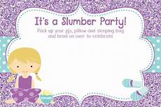 Girl Slumber Party Invitations The Best Of Sleepover Invitations Invitations Online