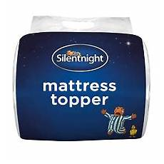silentnight orthopaedic mattress toppers protectors for
