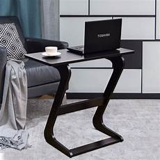 goplus portable sofa table modern end side tables console