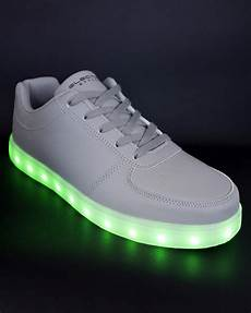 Air Light Shoes Light Up Led Shoes Stone Grey From Electric Styles