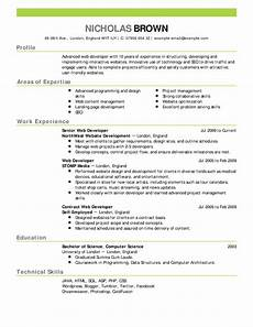 Free Resume Example 16 Free Resume Templates Excel Pdf Formats