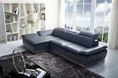 j m furniture 1799 italian modern leather sectional laf