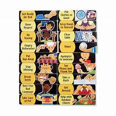 And Doug Chore Chart Magnetic Responsibility Chart Wooden Toy Educational