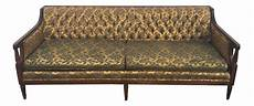 Gold Sofa Cover Png Image by Black And Gold Sofa Black Gold Fl Chenille Fringe Pillow
