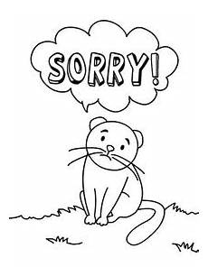 Apology Coloring Pages Sorry For Your Loss Coloring Pages Coloring Pages