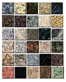 Granite Color Chart Granite Colors Can Affect Countertop Quality Granite