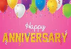 Happy Anniversary Design Happy Anniversary Background Download Free Vectors
