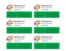 libreoffice business card template printing business card creation software ask ubuntu
