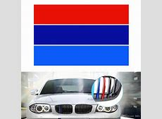 2019 PVC Front Grill Stripes Decals M Power Sport Stickers