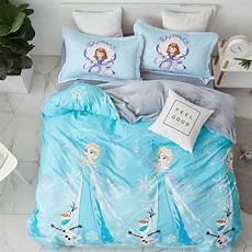disney frozen elsa bedding set children s kid flat