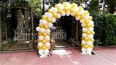arco de globos arco de globos para boda en zamora