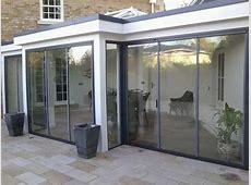 Sunseeker Doors. Unbelievably Slim.   Aluminium Trade Supply