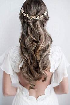 42 half up half down wedding hairstyles ideas page 6 of