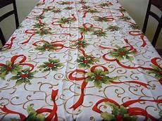 tavolo per natale sirge tovaglia di natale 140 x 180 cm tovaglia natalizia r