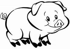 Schwein Malvorlagen Bilder Ausmalbild Schwein 03 Ausmalbilder Tiere