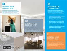 Office Cleaning Brochure Office Cleaning Specialist Brochure Template