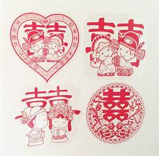 Double Happiness Design Free Shipping Traditional Chinese Wedding Home Decoration