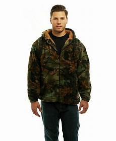 camo coats for s sherpa lined camo fleece jacket zip