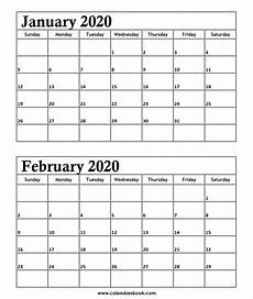 Calendars January 2020 February 2020 February 2020 Calendar Tumblr Qualads