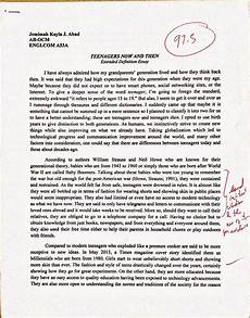Example Of A Definition Essay 006 Sample Definition Essay Example Thatsnotus