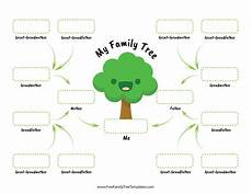 42 Family Tree Templates For 2018 Free Pdf Doc Ppt