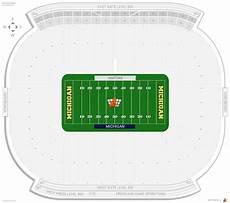 Arbor Michigan Stadium Seating Chart Michigan Stadium Michigan Seating Guide Rateyourseats Com
