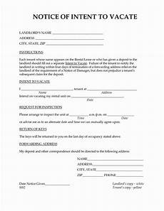 Notice To Vacate Apartment Templates Written Notice To Vacate Templates Inspirational Notice To