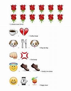 Sentences With Emoji Icons Emoji Dictionary Ebay
