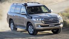 2019 Toyota Land Cruiser by Toyota Landcruiser 200 Series 2019 Pricing And Spec