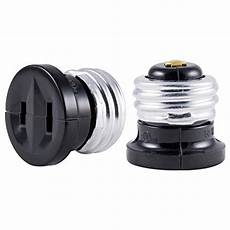 Outdoor Light Bulb Outlet Adapter Buy Flood Light Outlet Adapter Best Prices Amp Discounts In