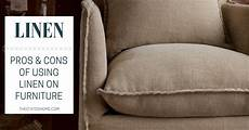 linen upholstery fabric pros and cons the stated home