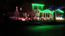 Carol Of The Bells Light Show Carol Of The Bells David Foster 2014 Christmas Light