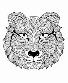Malvorlagen Kostenlos Tiger Tiger Tigers Coloring Pages