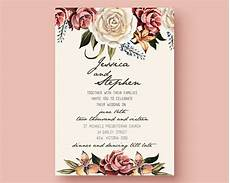 Program To Make Invitations Free Make Your Own Wedding Invitation Template Free Cards