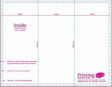 Tri Fold Brochure Dimensions 17 Awsome Brochure Sizes And Psd Design Examples Free
