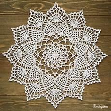 free crochet pattern for moonpetals doily crochet kingdom