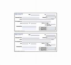 cash reciept form 23 printable cash receipt templates pdf word free