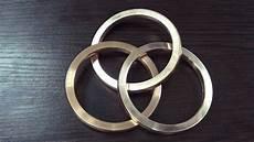 Interlocking Ring Milling Three Interlocking Olympic Rings Millingmonday