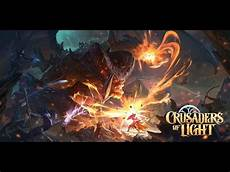 Crusaders Of Light Shadow Knight Crusaders Of Light Game Reveal Trailer Netease Games