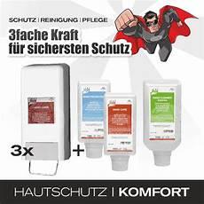 Werkzeug Wandhalter Spachtel by Hautschutz Komfort Set Inkl Wandhalter Autolack Und