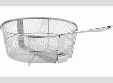 All Clad Stainless Steel Fry Basket   59930