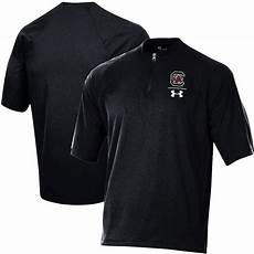 armour sleeve jacket armour south carolina gamecocks black cage