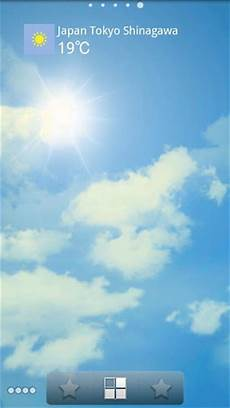 Live Weather Wallpaper Iphone by Weather Sky Live Wallpaper Apk For Android