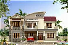 4 Bhk House Design Plans Modern Mix 4 Bhk House Exterior Kerala Home Design And